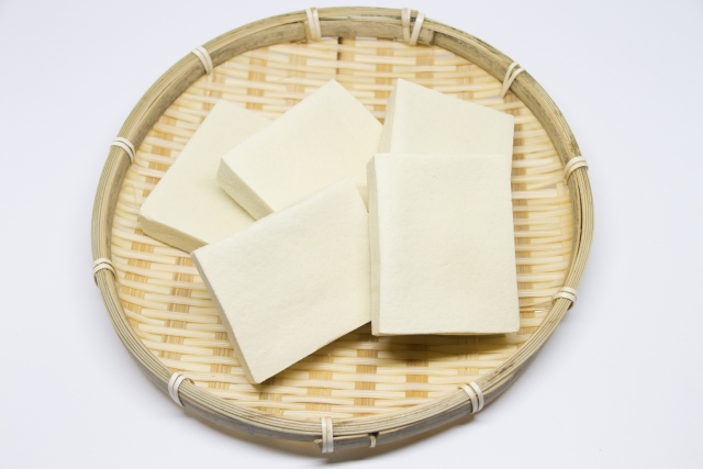 高野豆腐の効能